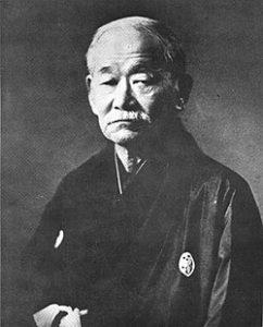 Jigorō Kanō (嘉納 治五郎 Kanō Jigorō; født 28. oktober 1860, død 4. mai 1938) var en japansk pedagog. Han utviklet kampsporten kodokan judo (eller judo)